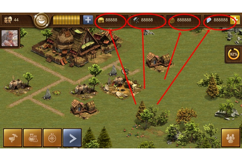 Forge of Empires Hack Cheat - Games Hack Club