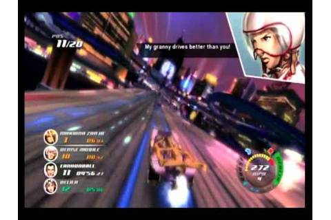 Speed Racer Movie Game Walkthrough Part 85 (Wii) - YouTube
