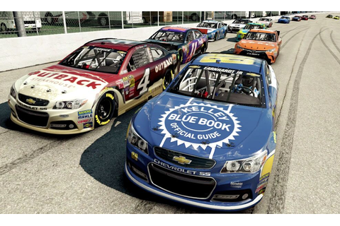 DM Racing Announces New NASCAR Game For PS4/Xbox One