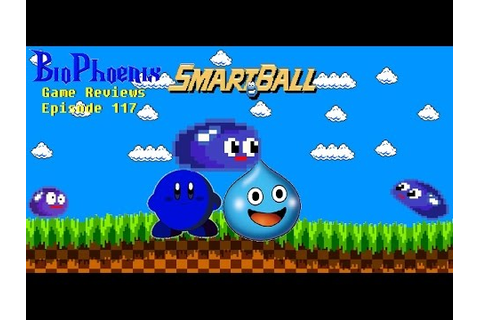 BioPhoenix Game Reviews: Smart Ball (SNES) - YouTube