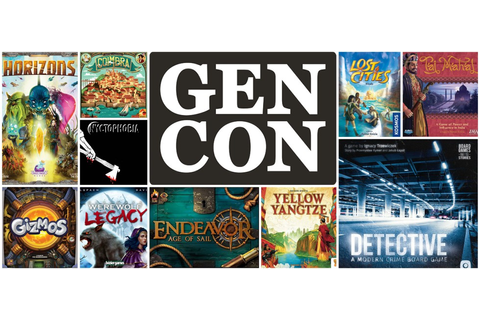 Our Most Anticipated Games of Gen Con 2018 - Board Game ...