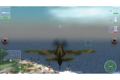 IL-2 Sturmovik: Birds of Prey Game | PSP - PlayStation