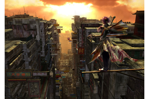 Bujingai: The Forsaken City Wallpaper and Background ...