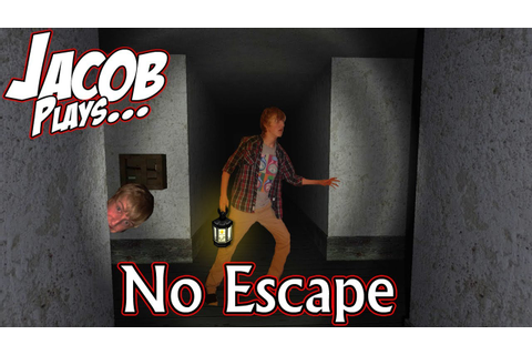 No Escape - An Indie Horror Game - YouTube