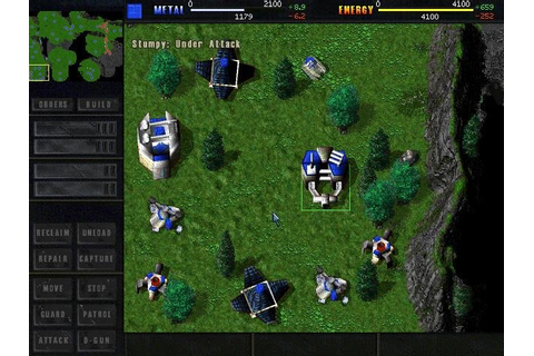 Total Annihilation: Battle Tactics - PC Review and Full Download | Old ...