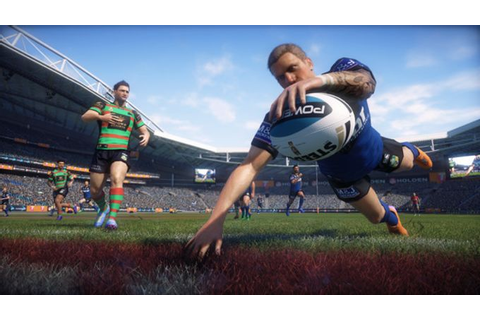 Rugby Challenge 3 - Download