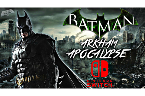 Batman Arkham Apocalypse LEAKED?! New Batman Game Coming ...