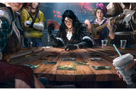 Gwent: The Witcher card game you've been waiting for since ...