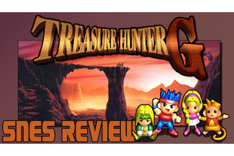 Daria Reviews Treasure Hunter G [SNES] - Squaresoft's ...