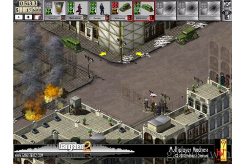 Gangsters 2 Download - Games4Win