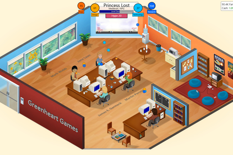Game Dev Tycoon reminds its creators that success is ...