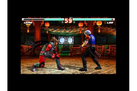 Tekken 3D: Prime Edition - 60 FPS Gameplay! - YouTube