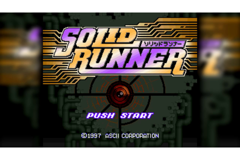 The Best of Retro VGM #866 - Solid Runner (Super Famicom ...