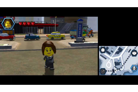 LEGO City Undercover: The Chase Begins - Character ...