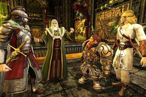 Lord of the Rings Online Players to hold Winterstock event ...