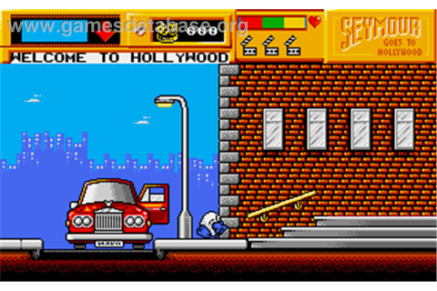 Seymour Goes to Hollywood - Atari ST - Games Database