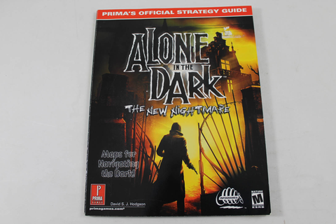 Alone in the Dark: the New Nightmare Guide - Prima Games