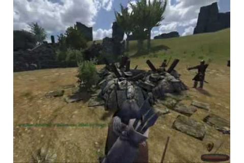 Mount and Blade Warband Gameplay - YouTube