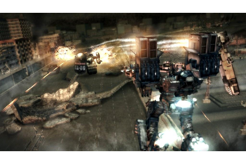 Armored Core V Review - Gaming Nexus