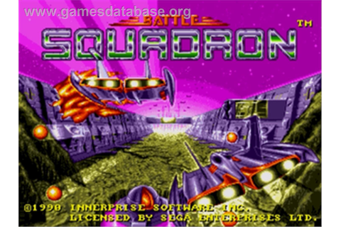 Battle Squadron - Sega Nomad - Games Database