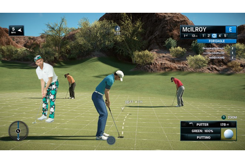 Review: Rory McIlroy PGA Tour Video Game – Royal & Awesome