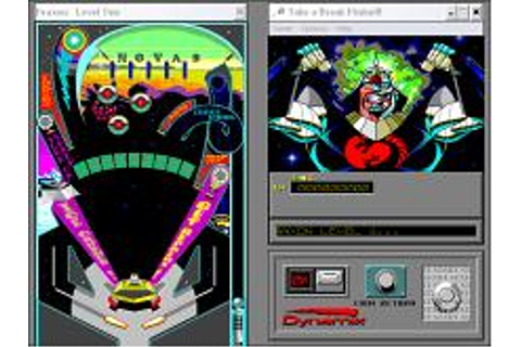 Take a Break! Pinball Download (1993 Arcade action Game)