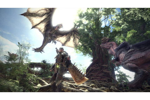 'Monster Hunter: World' Looks Like An Amazing Game That ...