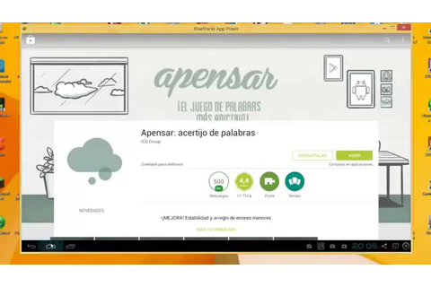 Descargar Apensar para PC - YouTube