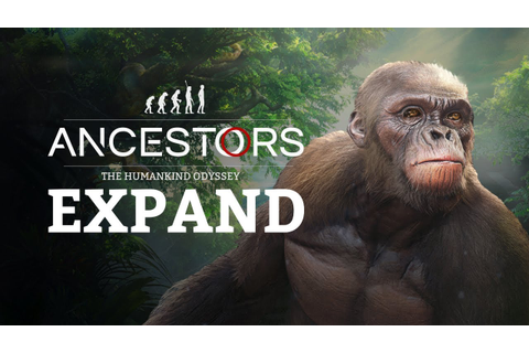 Ancestors: The Humankind Odyssey - 101 Trailer EP2: Expand ...
