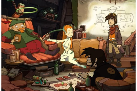 Chaos on Deponia - Download