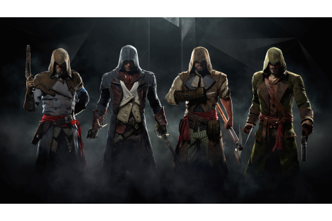 Assassins Creed Unity Game Desktop, HD Games, 4k ...
