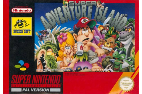 Super Adventure Island (SNES / Super Nintendo) News ...