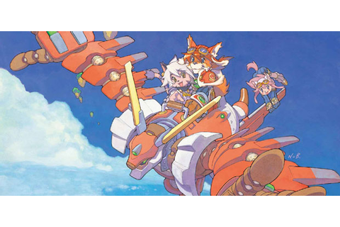 Solatorobo: Red the Hunter - A review by Proverbial Jon