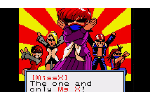 "Fighting Game Bosses 172. SNK Gals' Fighters - ""Miss X ..."