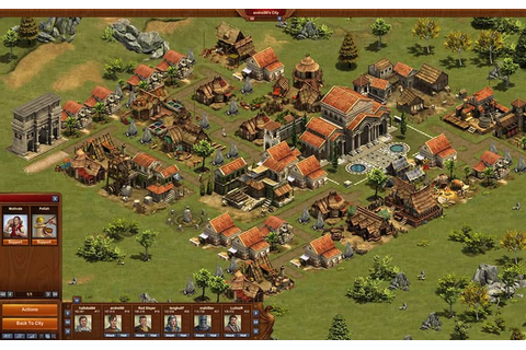Forge of Empires - Free online strategy game