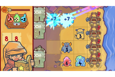 The Counting Kingdom - Tai game | Download game Trí tuệ