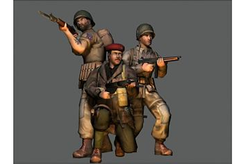 Artwork images: Combat Elite: WWII Paratroopers - PC (5 of 14)