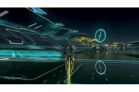 My Motorcycles News: Tron Evolution Game Trailer shows ...