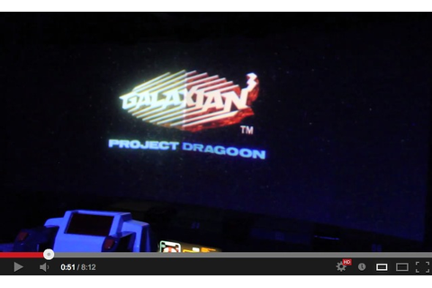 ## Road Trip ## GALAXIAN THEATER from NAMCO