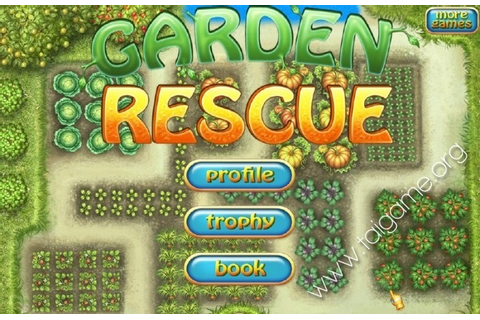 Garden Rescue - Download Free Full Games | Strategy games