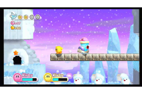Kirby's Adventure Wii: Game through con mi hermana (cap6 ...