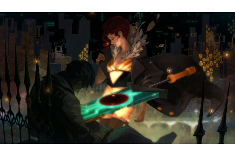 Transistor, Red (Transistor), Video Games Wallpapers HD ...