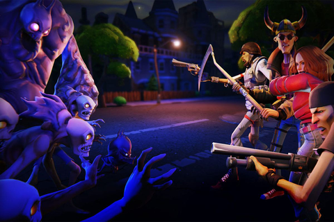 Epic Games' Fortnite will be the developer's first Unreal ...
