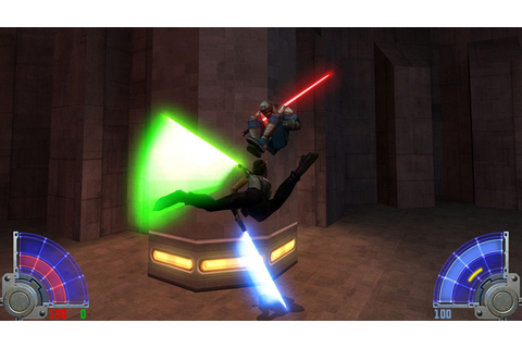 Star Wars Jedi Knight: Jedi Academy now available on Mac ...
