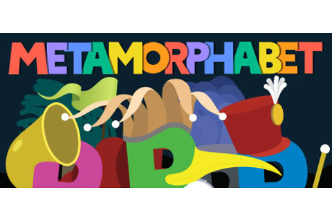 Metamorphabet on Steam