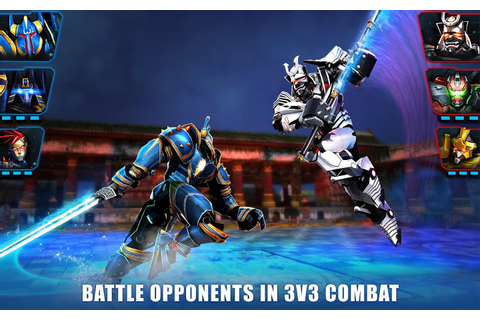 Ultimate Robot Fighting - Android Apps on Google Play