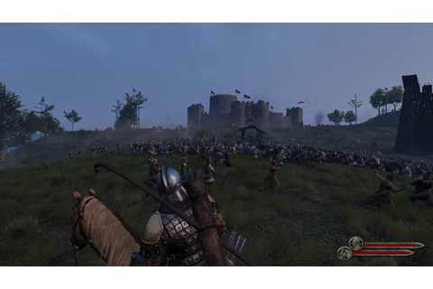 Mount & Blade II: Bannerlord E3 2016 Siege Gameplay ...