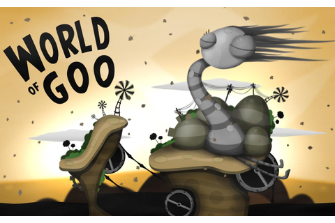 World Of Goo ~ Software | Gossipad