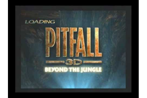 Pitfall 3D Beyond the Jungle Part 1 - YouTube