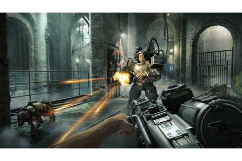 Wolfenstein: The Old Blood DRM-Free Download » Free GoG PC ...